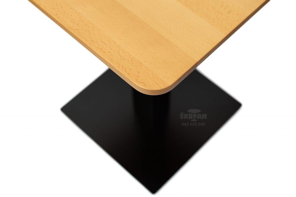 Ploča za sto drvo